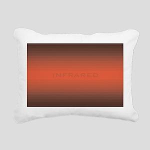 Infrared Rectangular Canvas Pillow