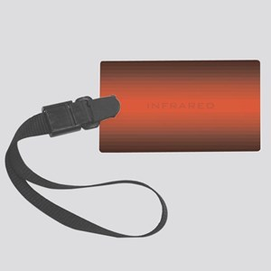 Infrared Large Luggage Tag
