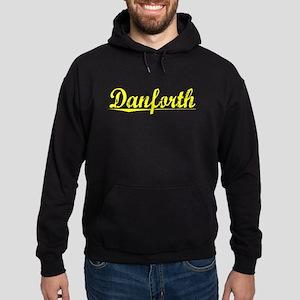 Danforth, Yellow Hoodie (dark)