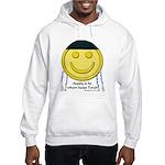 Messianic Smiley Hooded Sweatshirt