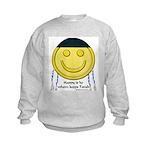 Messianic Smiley Kids Sweatshirt