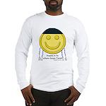 Messianic Smiley Long Sleeve T-Shirt