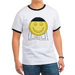 Messianic Smiley Ringer T