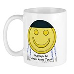 Messianic Smiley Mug