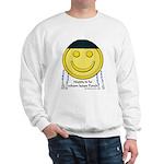 Messianic Smiley Sweatshirt