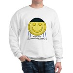 Messianic Smiley Sweatshirt