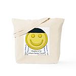 Messianic Smiley Tote Bag