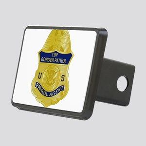 CBP badge Rectangular Hitch Cover