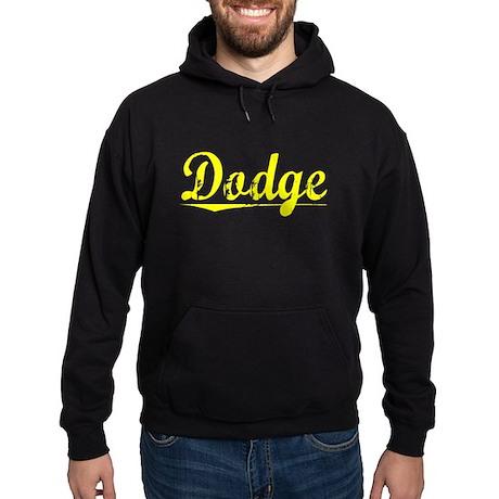 Dodge, Yellow Hoodie (dark)