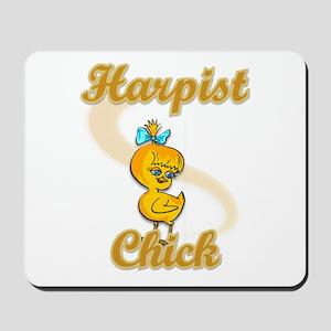 Harpist Chick #2 Mousepad
