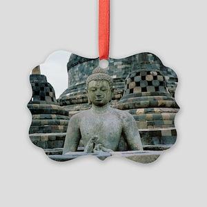 Buddha Picture Ornament
