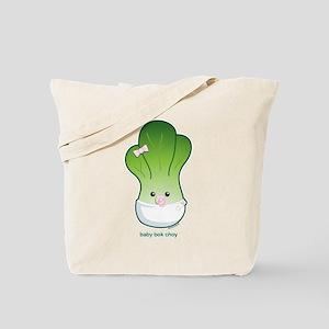 Baby Bok Choy Tote Bag