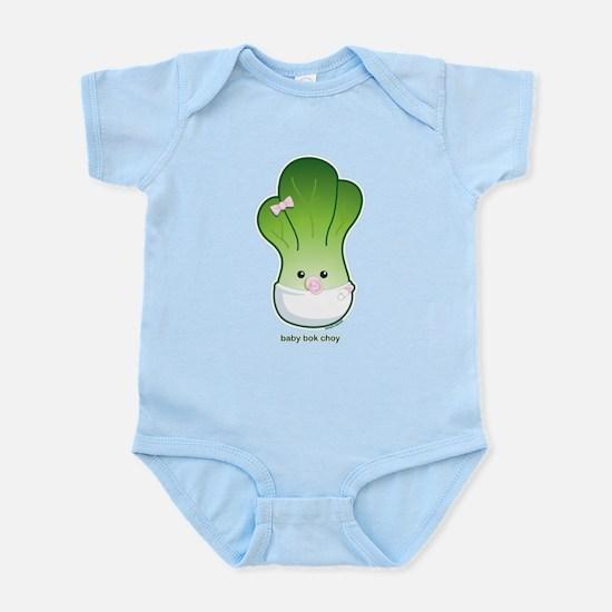 Baby Bok Choy Infant Bodysuit