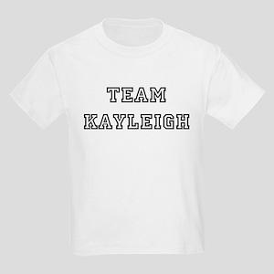 TEAM KAYLEIGH Kids T-Shirt
