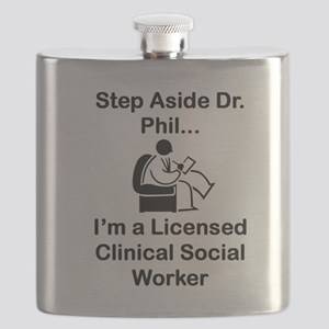 Step Aside Dr. Phil... Flask