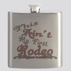 First Rodeo Flask