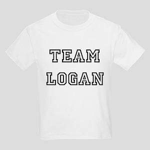 TEAM LOGAN Kids T-Shirt