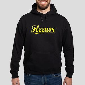 Fleenor, Yellow Hoodie (dark)