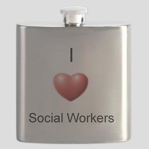 I Heart SWers Flask
