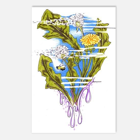 Dandelion Days Postcards (Package of 8)