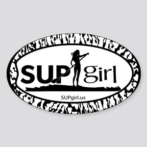 SUPgirl Sticker