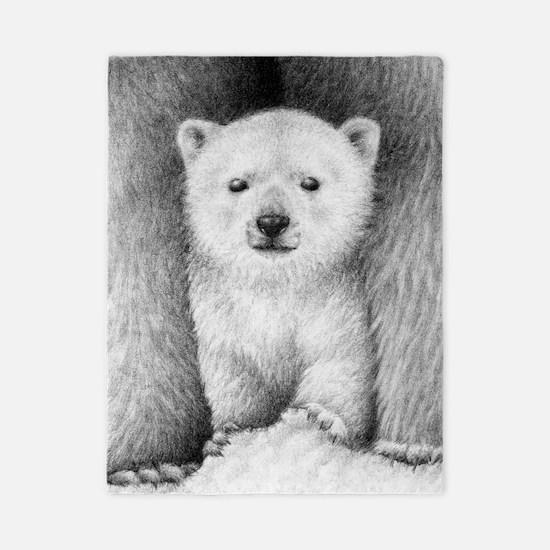 Polar Bear Cub Twin Duvet