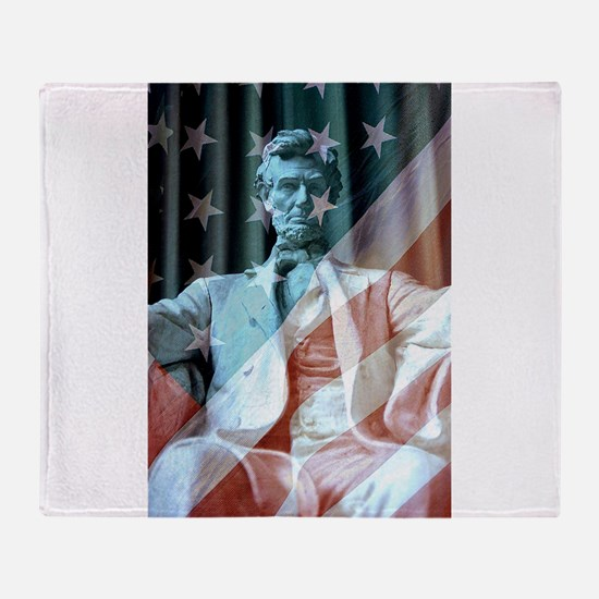 American Spirit Throw Blanket