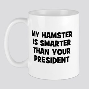 My Hamster Is Smarter Than Yo Mug