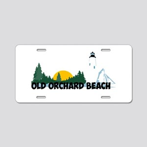 Old Orchard Beach ME - Beach Design. Aluminum Lice