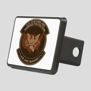 OAM emblem Rectangular Hitch Cover