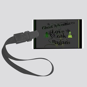 Ghost Adventures Large Luggage Tag