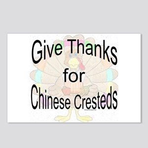 Thanks for Crested Postcards (Package of 8)