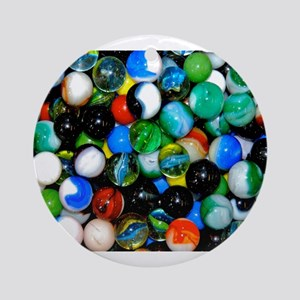 Marbles! Ornament (Round)