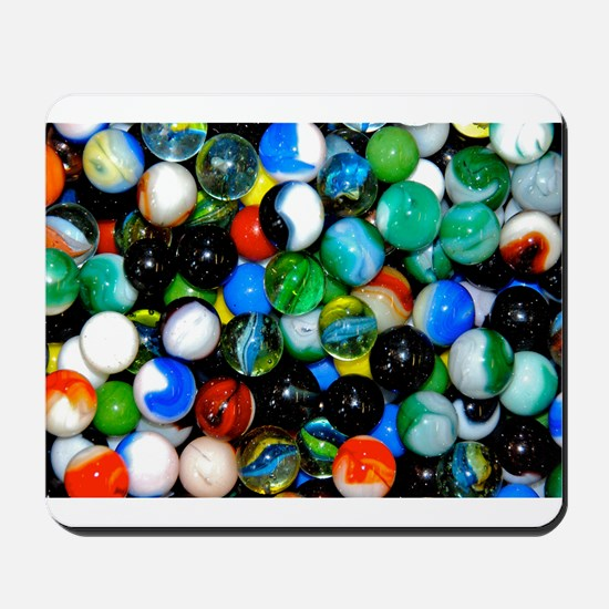 Marbles! Mousepad
