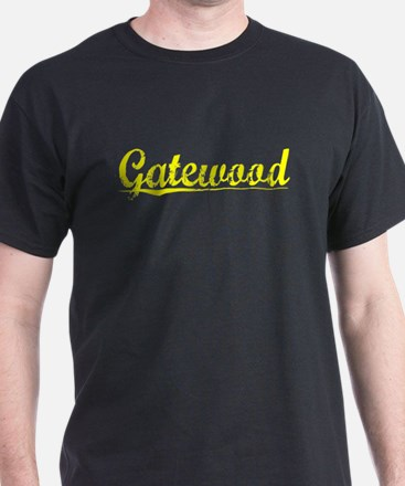 Gatewood, Yellow T-Shirt