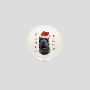 Shar Pei Paws Mini Button