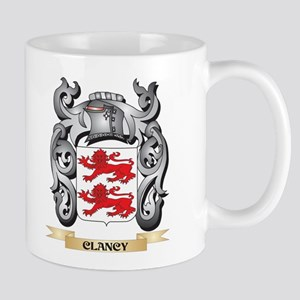 Clancy Family Crest - Clancy Coat of Arms Mugs