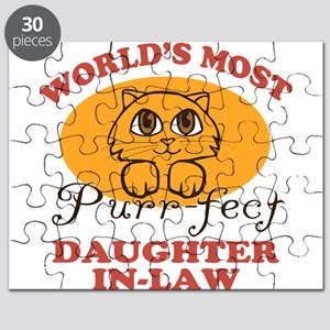 One Purrfect Daughter-In-Law Puzzle