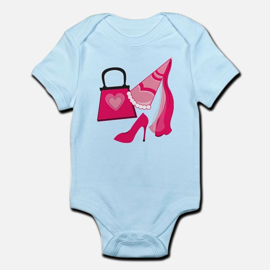 Princess Diva Infant Bodysuit