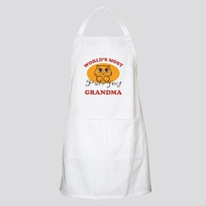 One Purrfect Grandma Apron