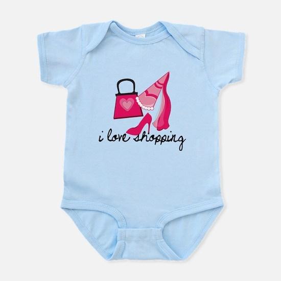 Divas Shopping Infant Bodysuit