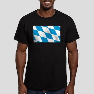 Bavaria Men's Fitted T-Shirt (dark)