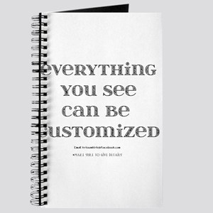 Customize Journal
