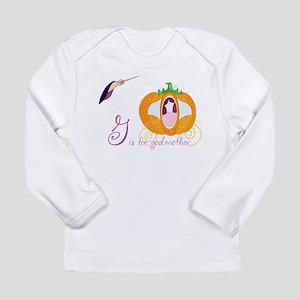 Fairy Godmother Long Sleeve Infant T-Shirt