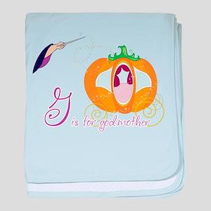Fairy Godmother baby blanket