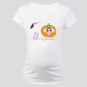Fairy Godmother Maternity T-Shirt