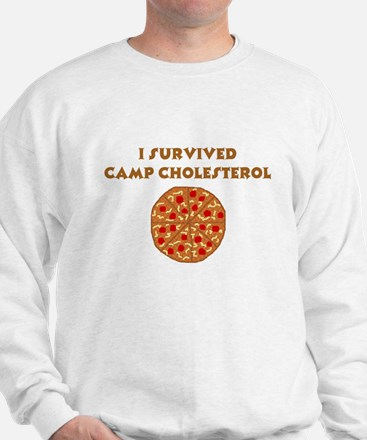 Camp Cholesterol Sweatshirt