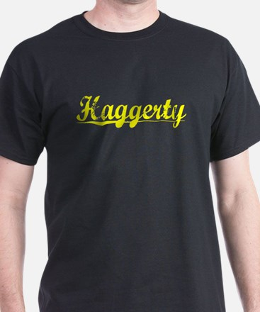 Haggerty, Yellow T-Shirt