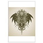 Cthulhoid Large Poster
