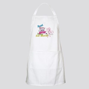 Ice Skating Apron